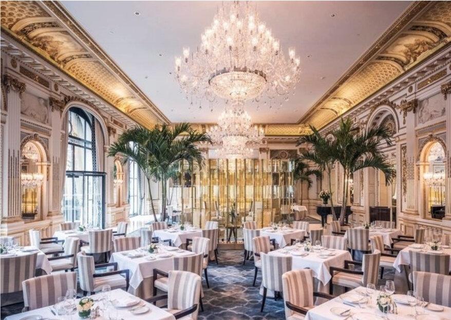 Les lieux de prestige à Paris où organiser une réception de mariage incroyable !