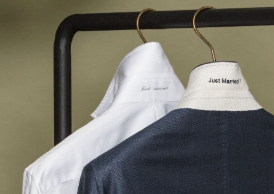 Un costume de marié sur-mesure de très grande qualité à un prix accessible : ATELIER MESURE