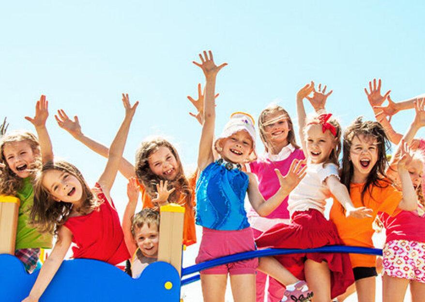 Anim en Foli'z : une fête dans la fête pour les enfants, un moment de sérénité pour les parents