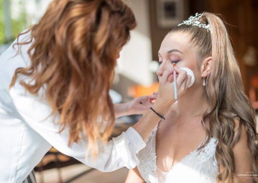 MKAMorgane Agency est la coiffeuse et maquilleuse professionnelle pour vous future mariée !
