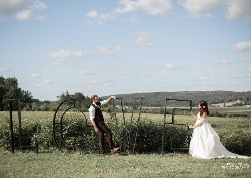 Expertise, écoute et sur mesure avec Noce de Rêve by FLOVINNO, wedding planner en Ile de France, PACA et Normandie