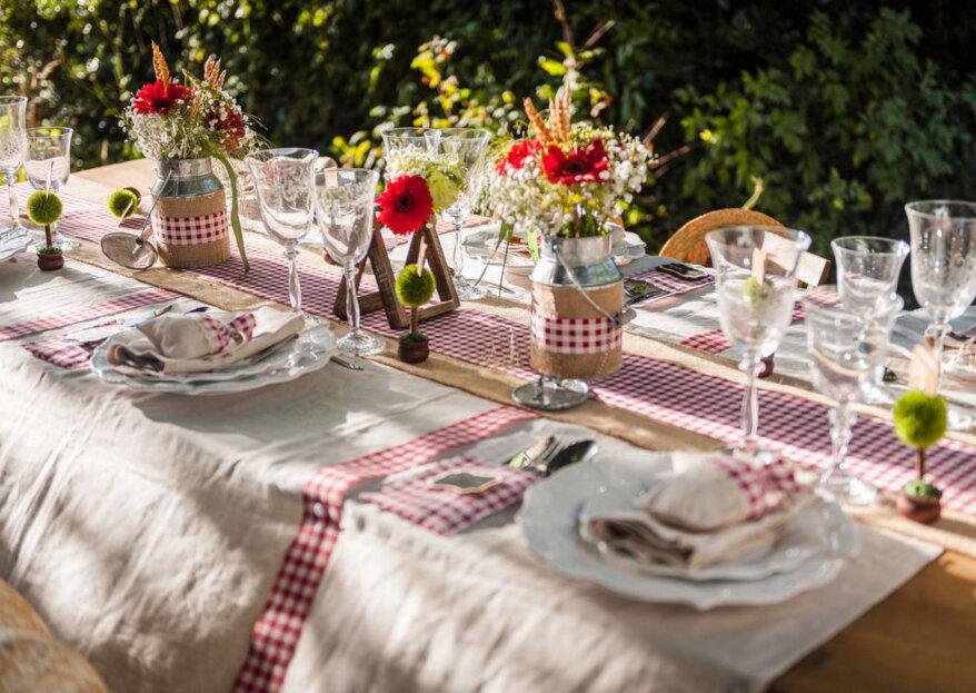 Comment décorer votre mariage au printemps en 5 étapes