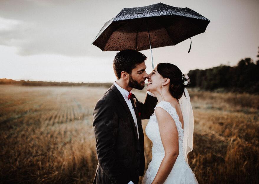 12 clichés incontournables de votre album de mariage