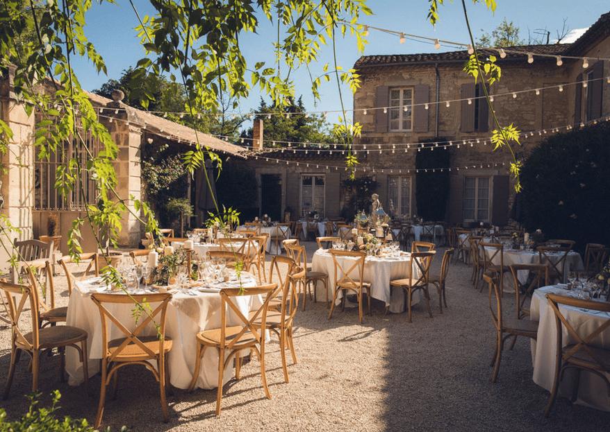 Mas des Comtes de Provence : séjournez dans un superbe mas provençal aux pieds des Alpilles