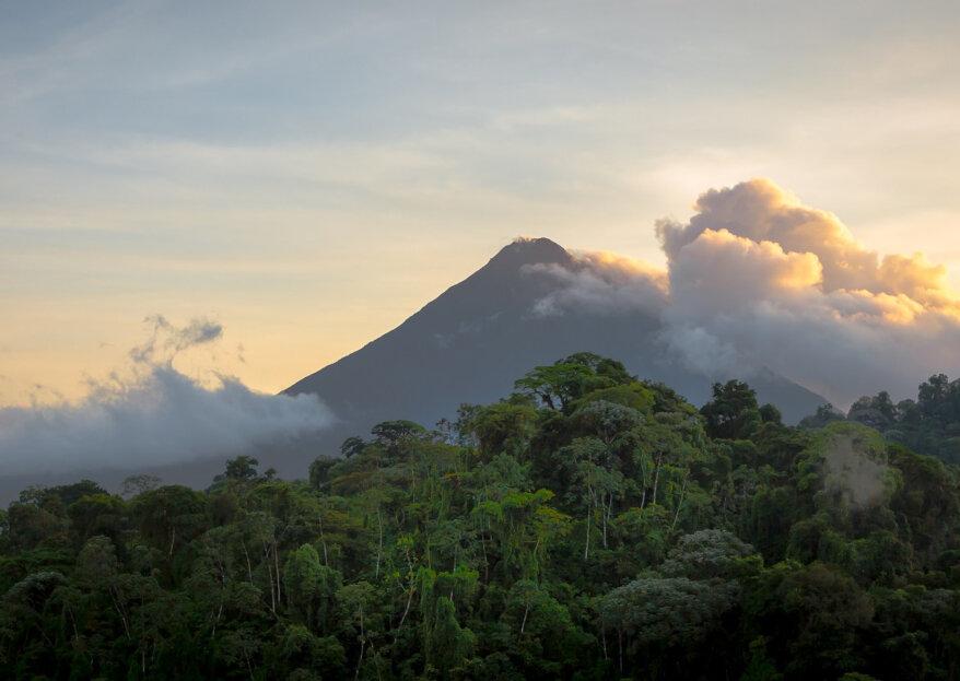 Lune de miel extra au Costa Rica : l'eldorado des gens heureux et amoureux !