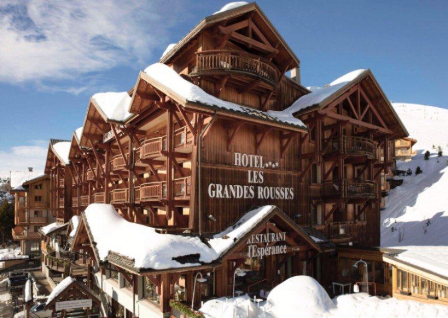 Hôtel Grandes Rousses 4* : l'un des meilleurs lieux de réception pour votre mariage en Isère !