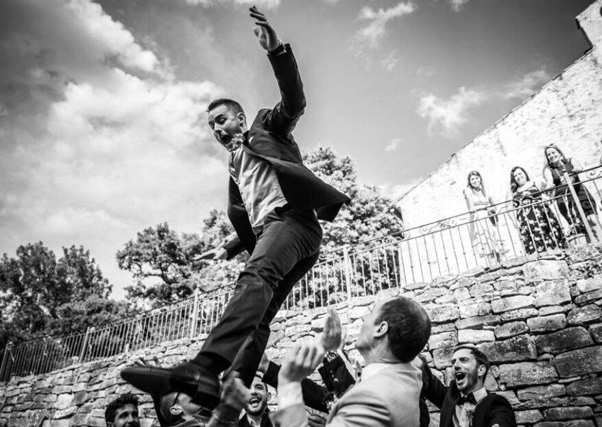 Alexandre Lorig : « Quoi de plus chargé en émotion qu'un jour de mariage ? »