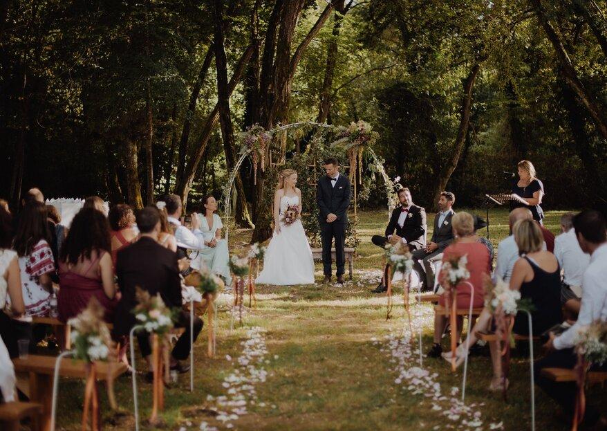 Cyrille Événementiel : une wedding planner pas comme les autres !