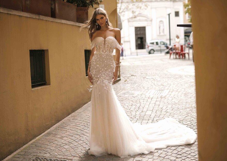 My Kala : Une nouvelle boutique de robes de mariée tenue par le couple Cherqui ouvre en octobre !