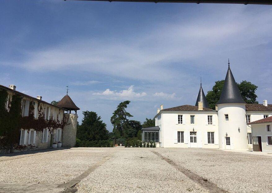Au Château de Seguin, faites de vos rêves une réalité