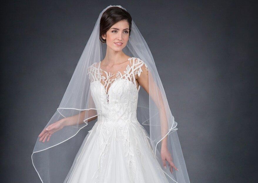 Sublime : l'indispensable quand on rêve d'une robe de mariée glamour et raffinée