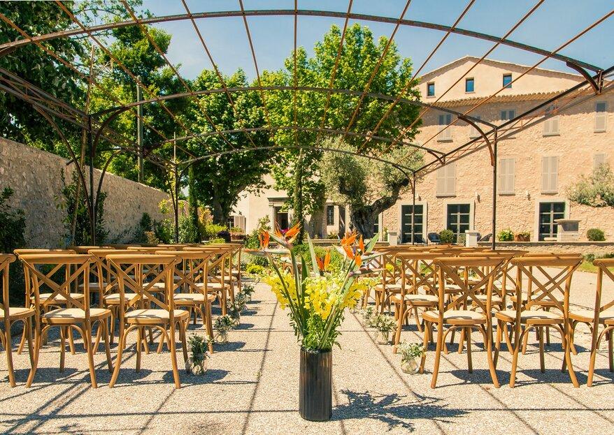 La Bastide Saint-Julien, un mélange d'authentique et de moderne en plein coeur de la Provence