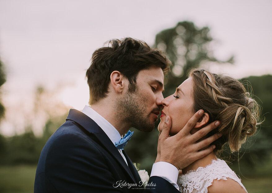 Nos meilleurs photographes de mariage en Pays de la Loire