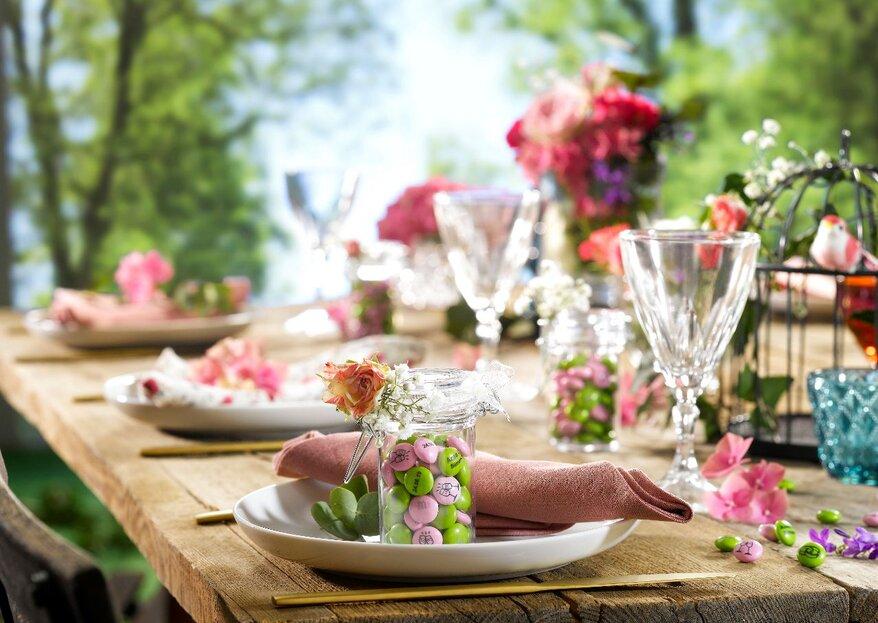 Surprenez vos invités ! Offrez-leur des M&M's® personnalisés à l'image de votre mariage