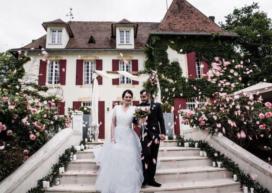 Découvrez ici pourquoi le Château la Tilleraie est le lieu de réception dont on ne peut que rêver