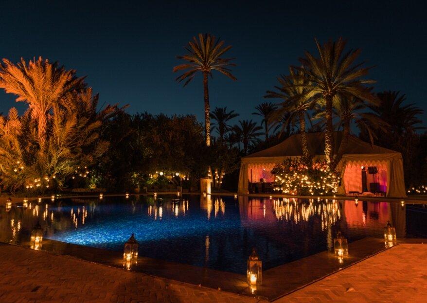Célébrez votre grand jour à Marrakech avec l'agence Maroc Sensations