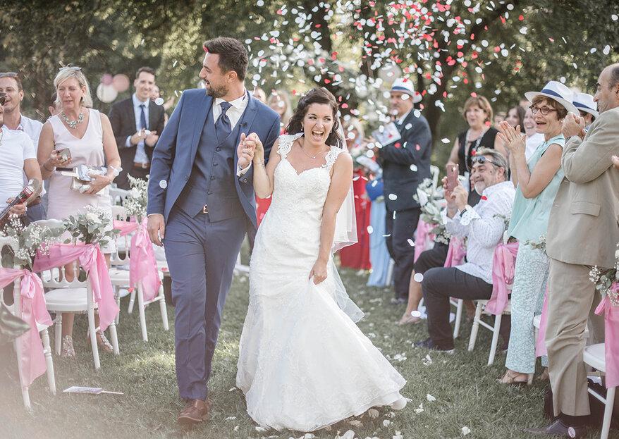 Christel'Art weddinglifestyle : des clichés de mariage à l'américaine !