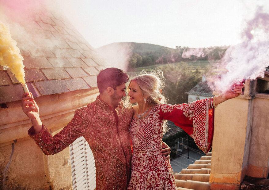 Claire Yossman Weddings : une spécialiste de l'organisation de votre beau jour dans le Sud de la France et en Italie !