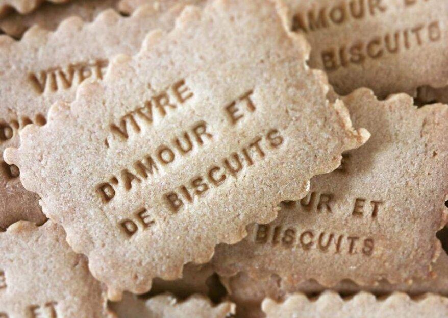 Le French Biscuit : remerciez vos invités avec des biscuits personnalisés et gourmands