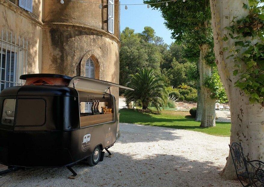 A l'affût d'une animation festive et originale pour votre mariage ? Choisissez Beer Truck Provence