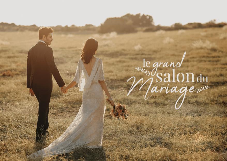 Le Grand Salon du Mariage revient pour sa nouvelle édition au Parc Floral de Paris