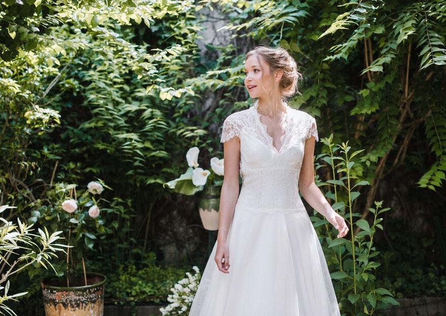 Comment choisir sa robe de mariée : 5 étapes pour trouver le modèle idéal