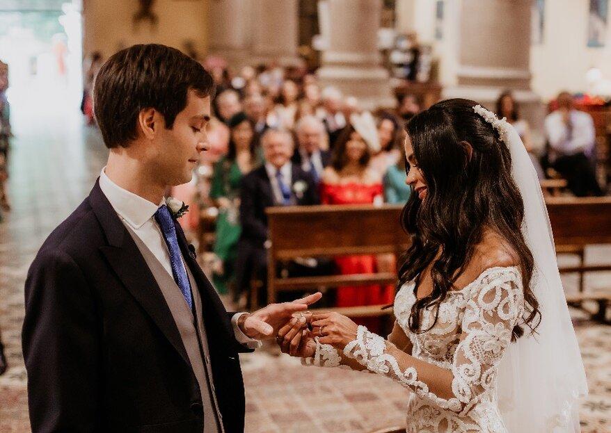 Hannah et Olivier, les clés d'un mariage joyeux et réussi !