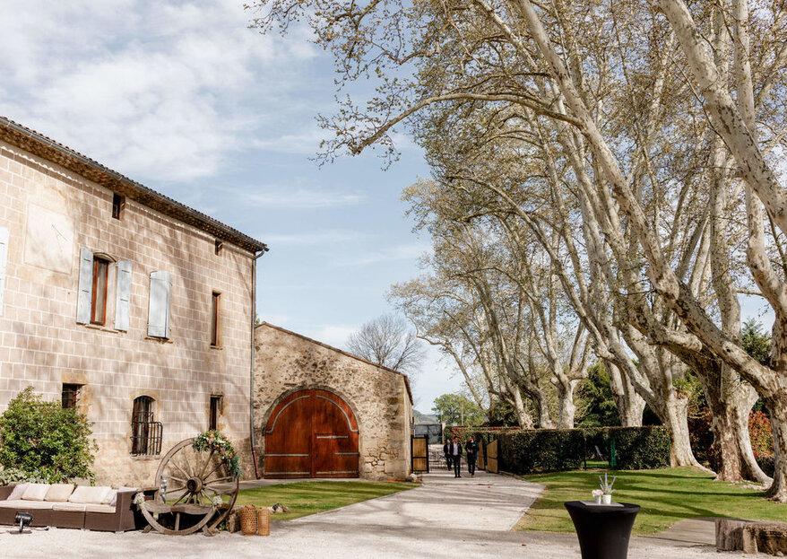 Le Relais du Grand Logis : célébrez votre grand jour dans un lieu historique et champêtre où vous pourrez héberger vos invités