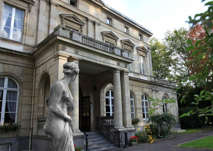 Les meilleurs lieux de réception dans le Nord-Pas-de-Calais pour un mariage inoubliable !