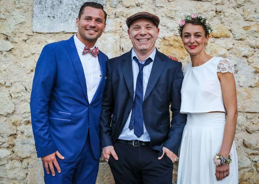 DJ Malkovitch : invitez un artiste de renom pour animer votre mariage !