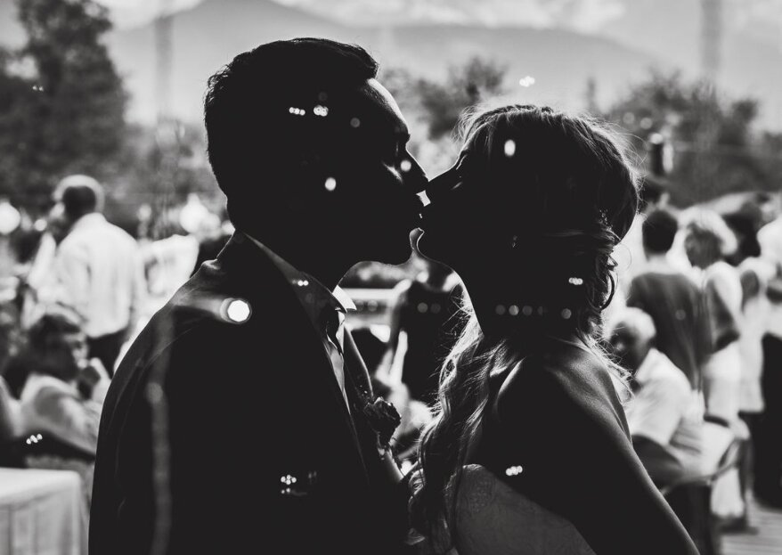 10 photos en noir et blanc qui vous inspireront pour votre mariage