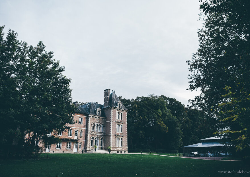 Château de Flixecourt : un lieu de réception aussi original qu'exceptionnel dans la région des Hauts-de-France