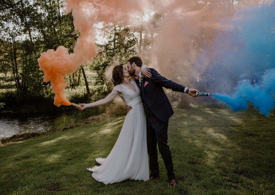 Nos conseils pour des photographies de couples émouvantes et vibrantes d'émotions le jour j