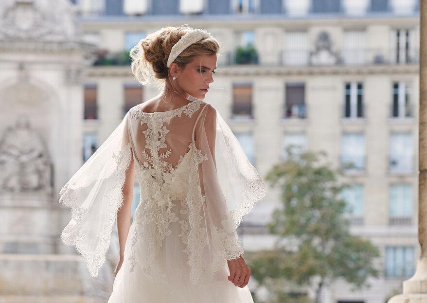 LK PARIS Couture en quelques mots : qualité, savoir-faire Made in France et créations sur-mesure