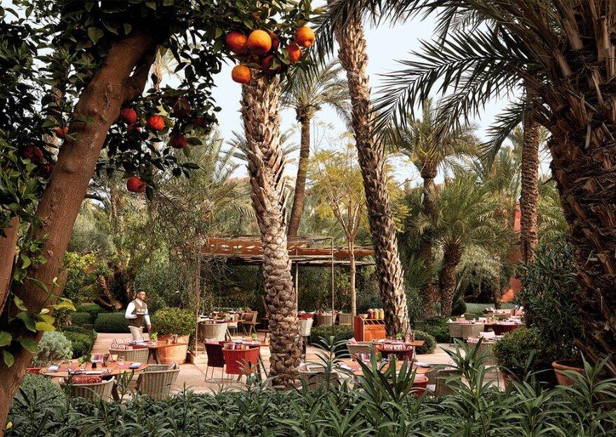 Les meilleurs lieux de réception au Maroc pour un destination wedding de rêve