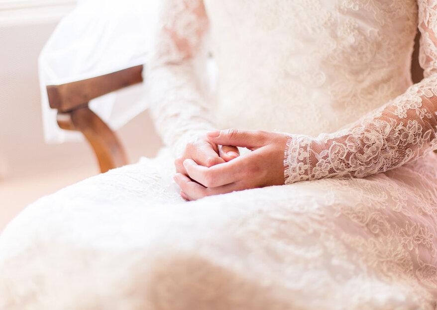 Des adresses où vous trouverez des robes de mariée de princesse
