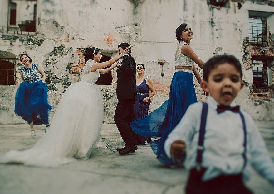 Comment faire participer vos invités pendant votre mariage ?