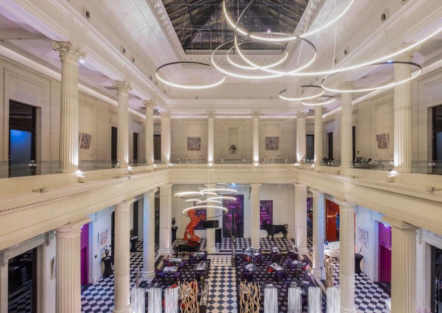 Radisson Blu Hôtel : célébrez votre mariage dans un ancien palais de justice à Nantes !