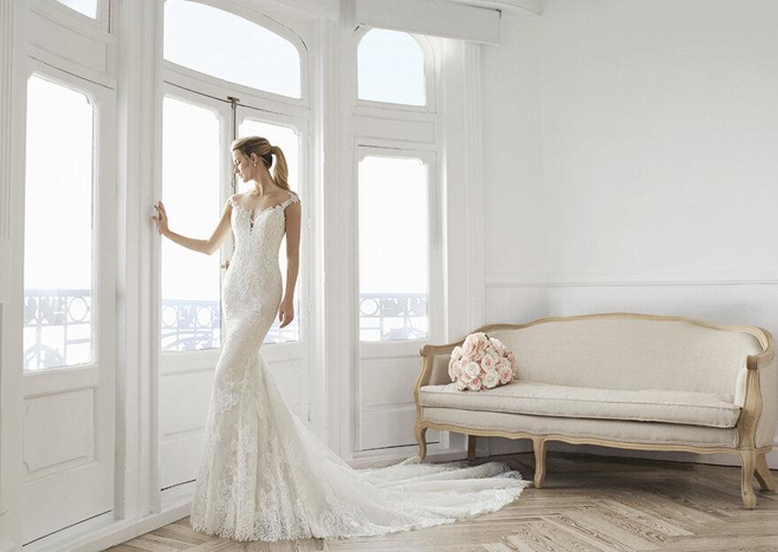 Retrouvez les plus grandes marques de robes de mariée au Salon Blanc les 16 et 17 mars prochains