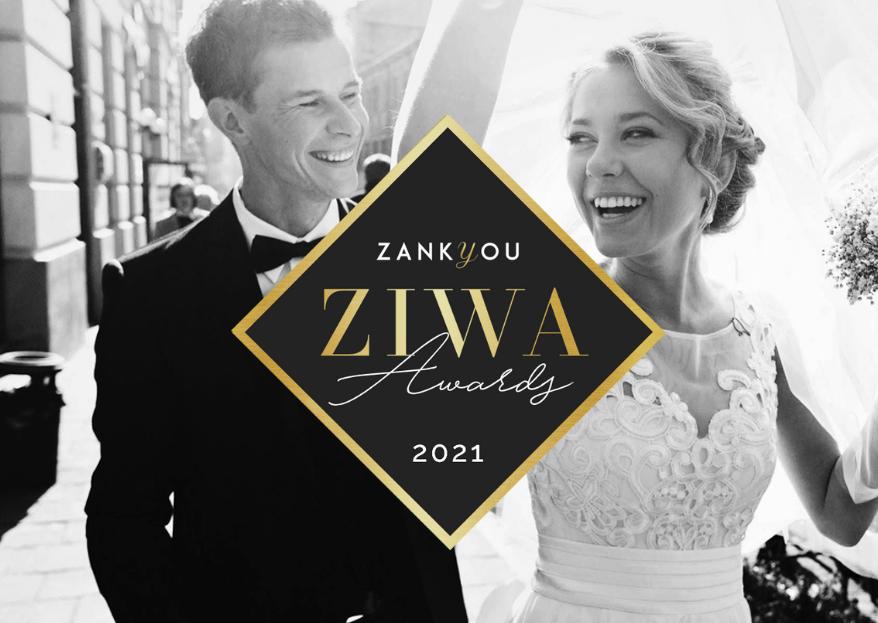 Les ZIWA 2021 récompensent les meilleurs professionnels du secteur du mariage en France