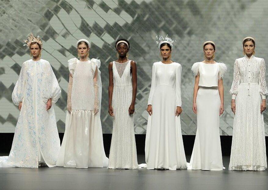 Barcelona Bridal Fashion Week 2021 : le secteur du mariage réuni autour d'une cause sociale