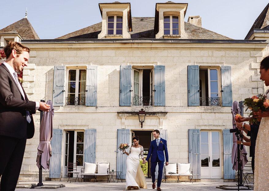 Domaine de la Fauconnie : dites-vous «oui » dans un magnifique manoir du XVIIIème siècle au cœur de la Dordogne