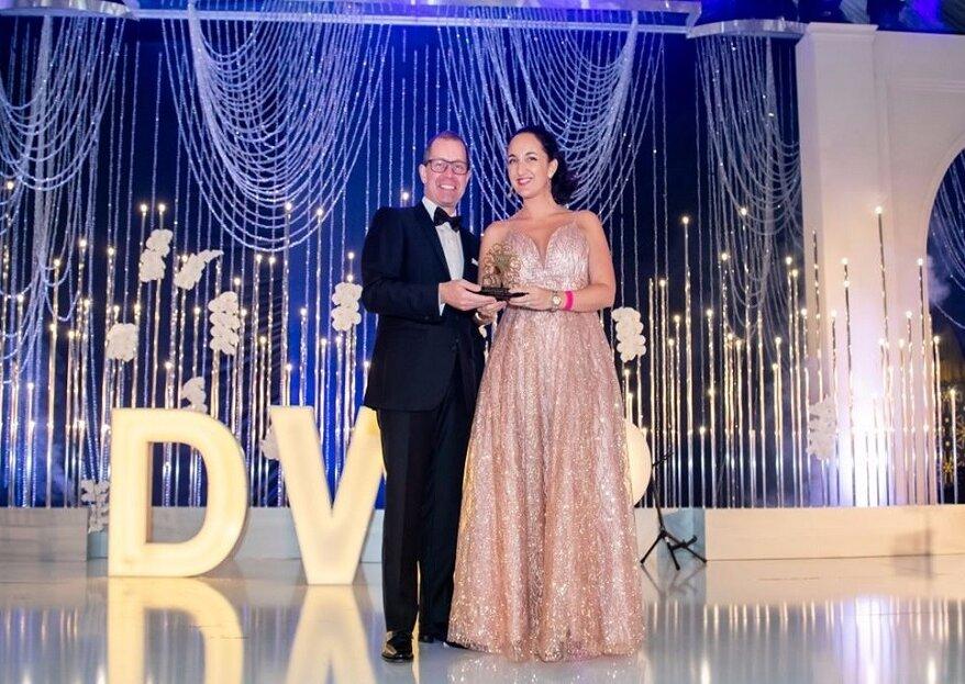 Award du Meilleur Wedding Planner : une récompense brillamment obtenue par Aava Wedding