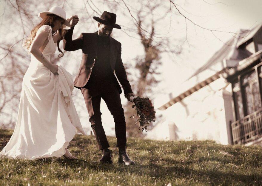 Costume de marié Love Is Like A Rose : chic, parisien et moderne, vous le serez !