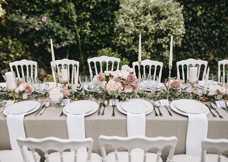 Votre décoration laissera sans voix vos invités le jour de votre mariage