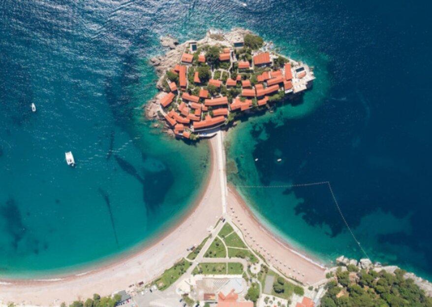 Voyage de noces : les destinations plébiscitées en 2019 selon Evaneos