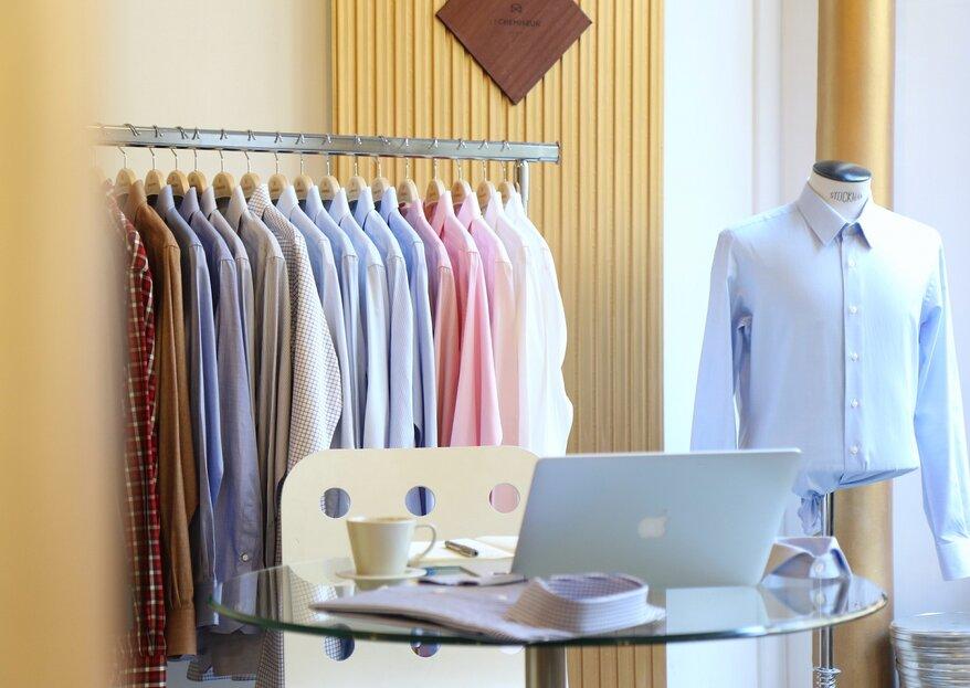LE CHEMISEUR® : LA marque parisienne à adopter au plus vite quand on rêve d'une chemise sur mesure