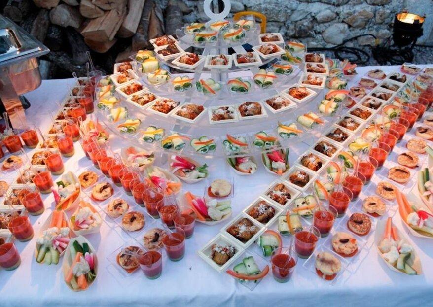 Vin d'honneur ou cocktail de mariage : quelques conseils