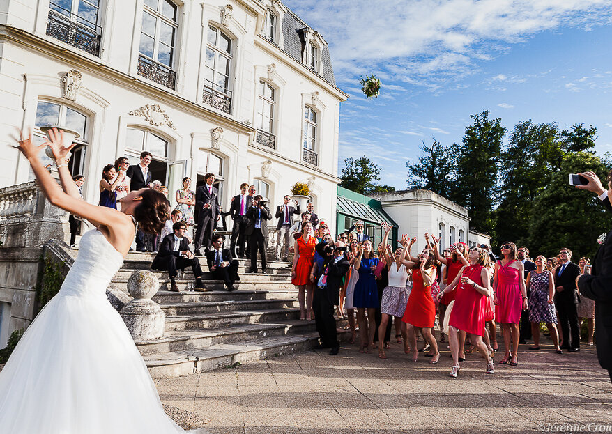 Rencontrez le photographe Jérémie Croidieu, créateur de vos plus beaux souvenirs de mariage