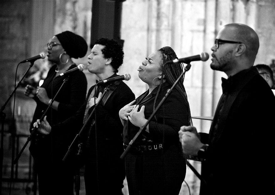 Heaven's Gospel : des artistes passionnés et expérimentés pour une prestation musicale personnalisée